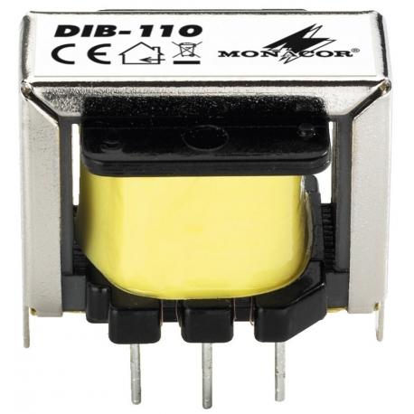 Širokopásmový AUDIO Transformátor DIB-110