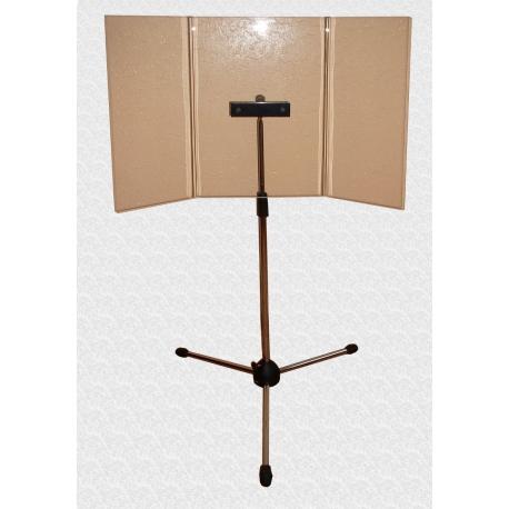 Paraván nástrojový - plexi číre